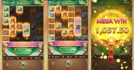 ทดลองเล่นเกมสล็อต Ways of the Qilin slot pg demo