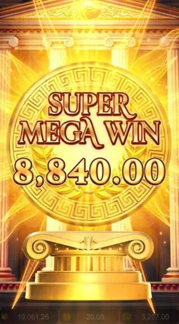 super mega win